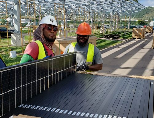 Solar energy education opportunities expand for Caribbean practitioners through the launch of the Caribbean Solar Energy Training Network (CaribSETNet)
