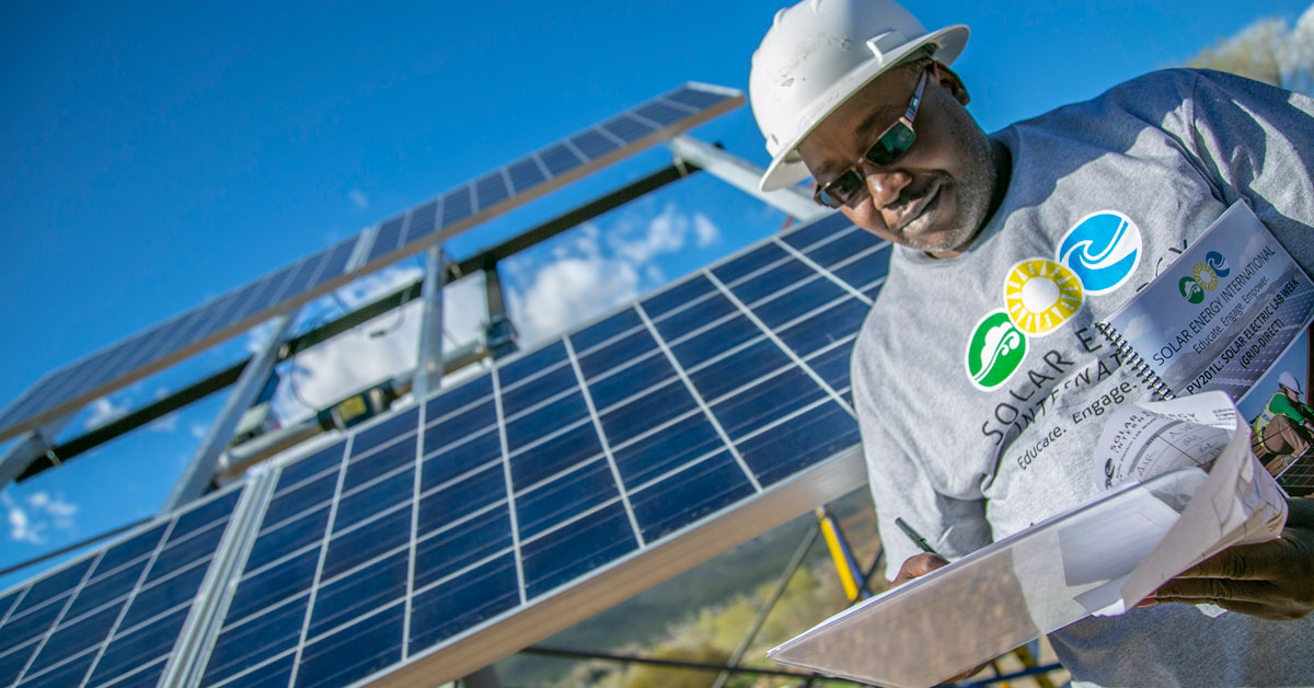 Training Schedule Solar Energy International Sei Solar Training For Clean Energy Careers