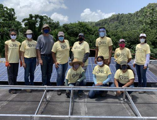 La educación solar avanza en Puerto Rico, superando las dificultades de la pandemia