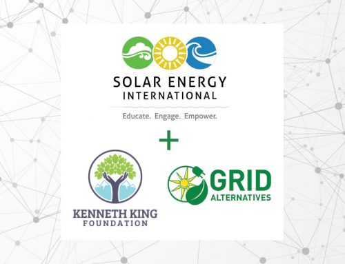 Solar energy education opportunities expand for Coloradans through Kenneth King Foundation Scholarships