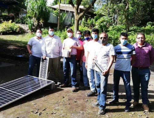 SEI felicita a los graduados del Instituto Universitario de Energía (IUE) de Nicaragua