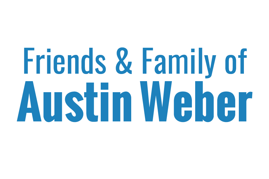 Friends & Family of Austin Webster