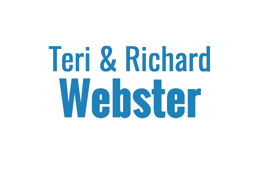 Teri & Richard Webster