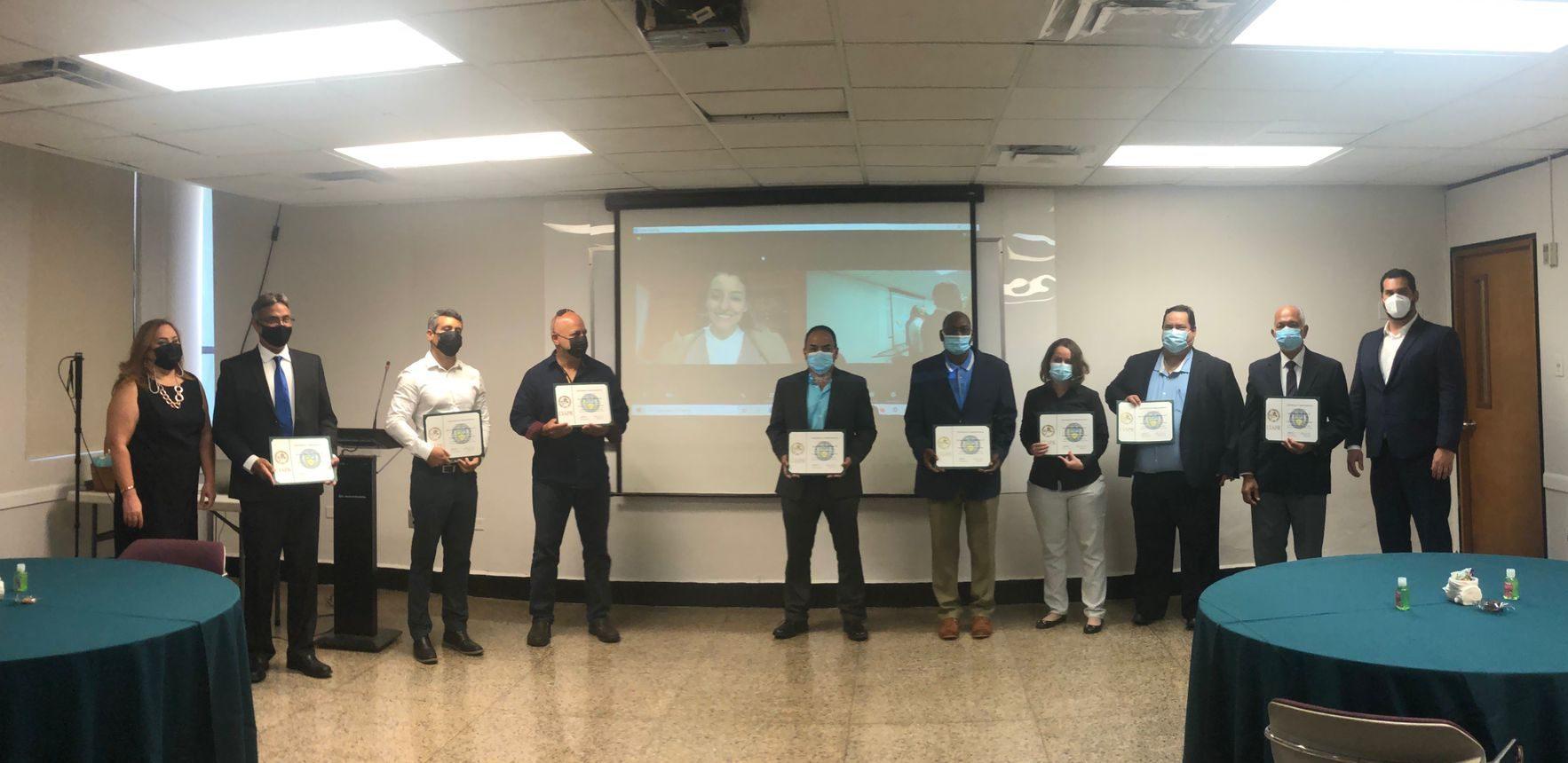 Primeros Egresados del Programa Educativo de Energía Solar en Puerto Rico - Solar Energy International (SEI) - Cursos de Energía Solar para la Fuerza Laboral